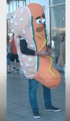 Kostium reklamowy Hot Dog