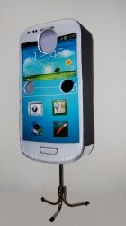 Strój maskotka Samsung