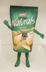 Strój maskotka Lorenz Naturals